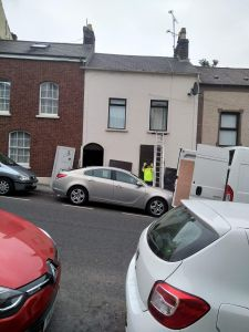 Eviction Halted in Derry as Activists Mobilise