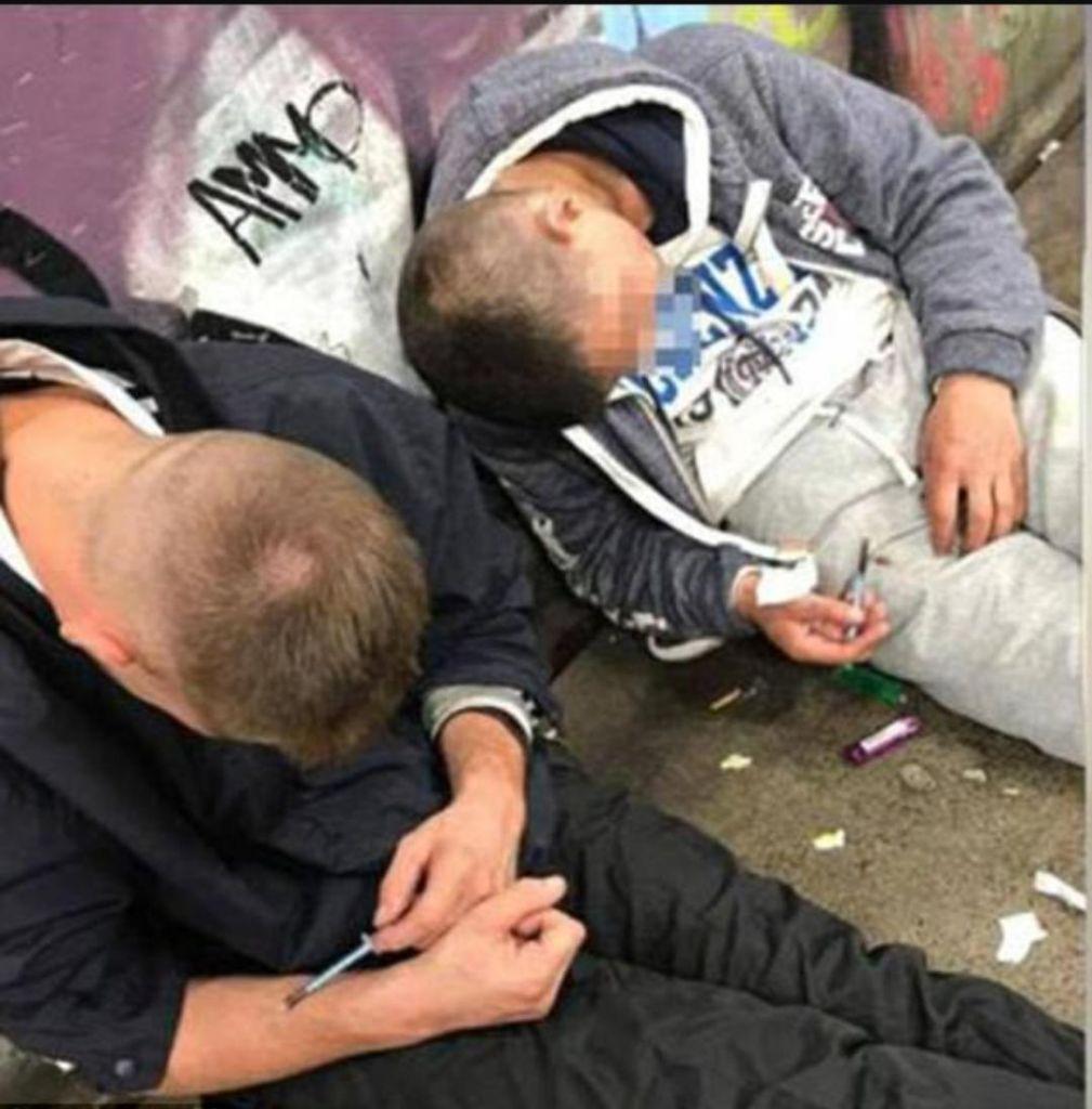 Risking Their Lives for Heroin