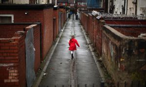 Shocking Statistics Reveal, 3/4 Most Deprived Areas in the North are Nationalist.