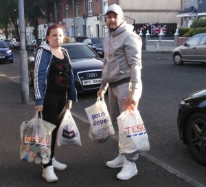 IRSP Deliver Cross Community Covid-19 Aid Throughout  Belfast
