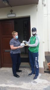 IRSP in Fermanagh offer Covid-19 assistance to Care Homes & Health Staff