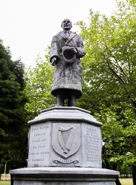 Sean Russell Statue Saga- A Senseless attack on Our Anti-Imperialist Tradition