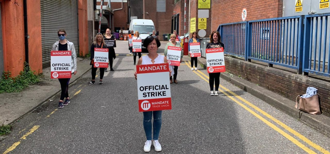 Debenhams Injunction – High Court ruling is just Business as usual as the workers suffer when profit is King