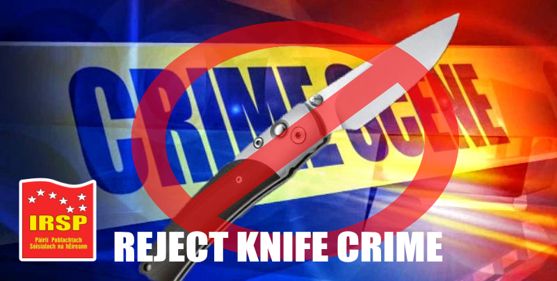 Growth in knife crime is a result of our anti-culture, and a symptom of the growing disenfranchisement of our youth