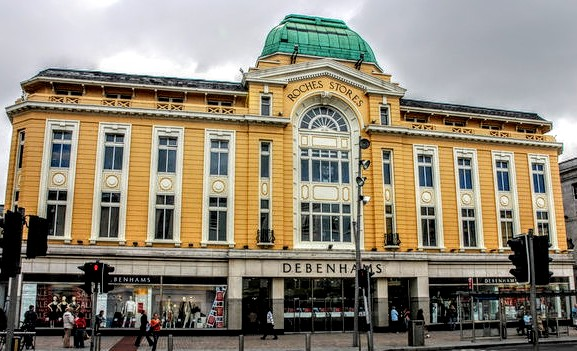 Fianna Fáil, Fine Gael & The Greens choose Debenhams bosses and administrators over workers