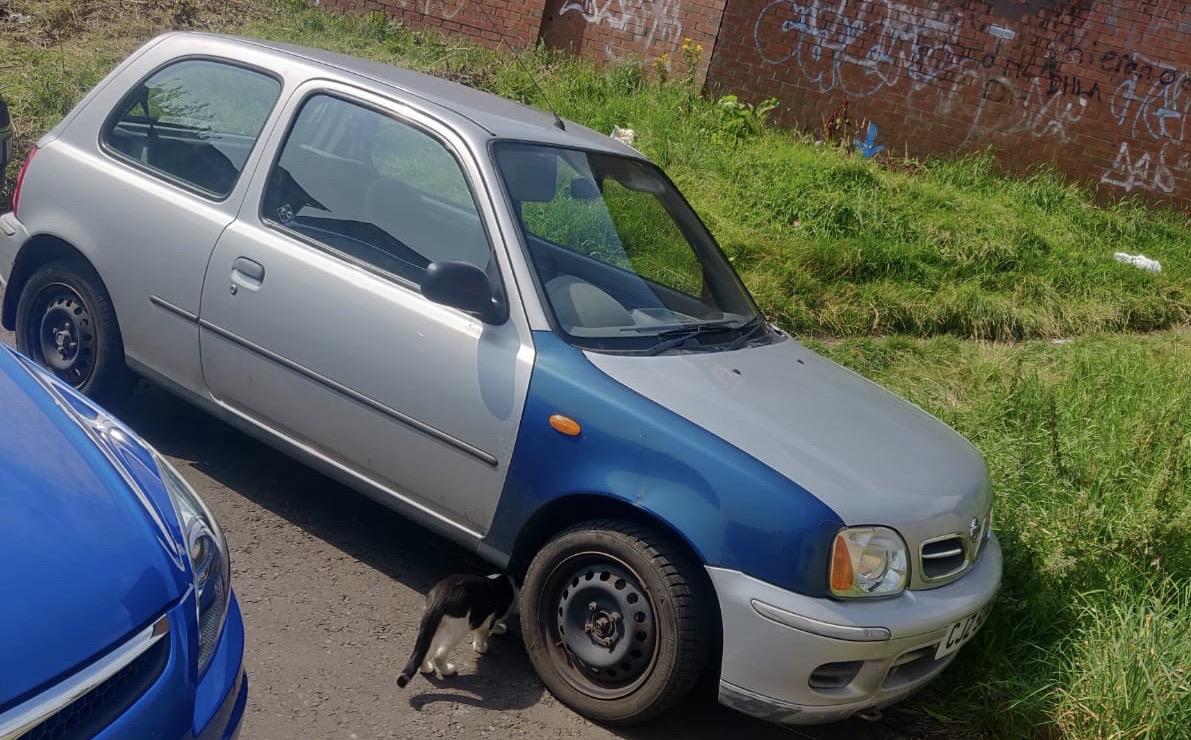 IRSP Retrieve Stolen Car in Beechmount