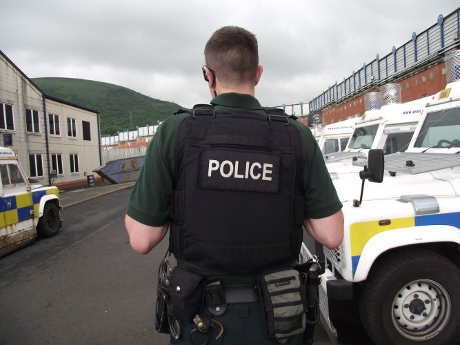 Modern Day PSNI-UDA Collusion exposed in South Belfast