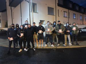 IRSP Activists Take to the Streets of Dublin