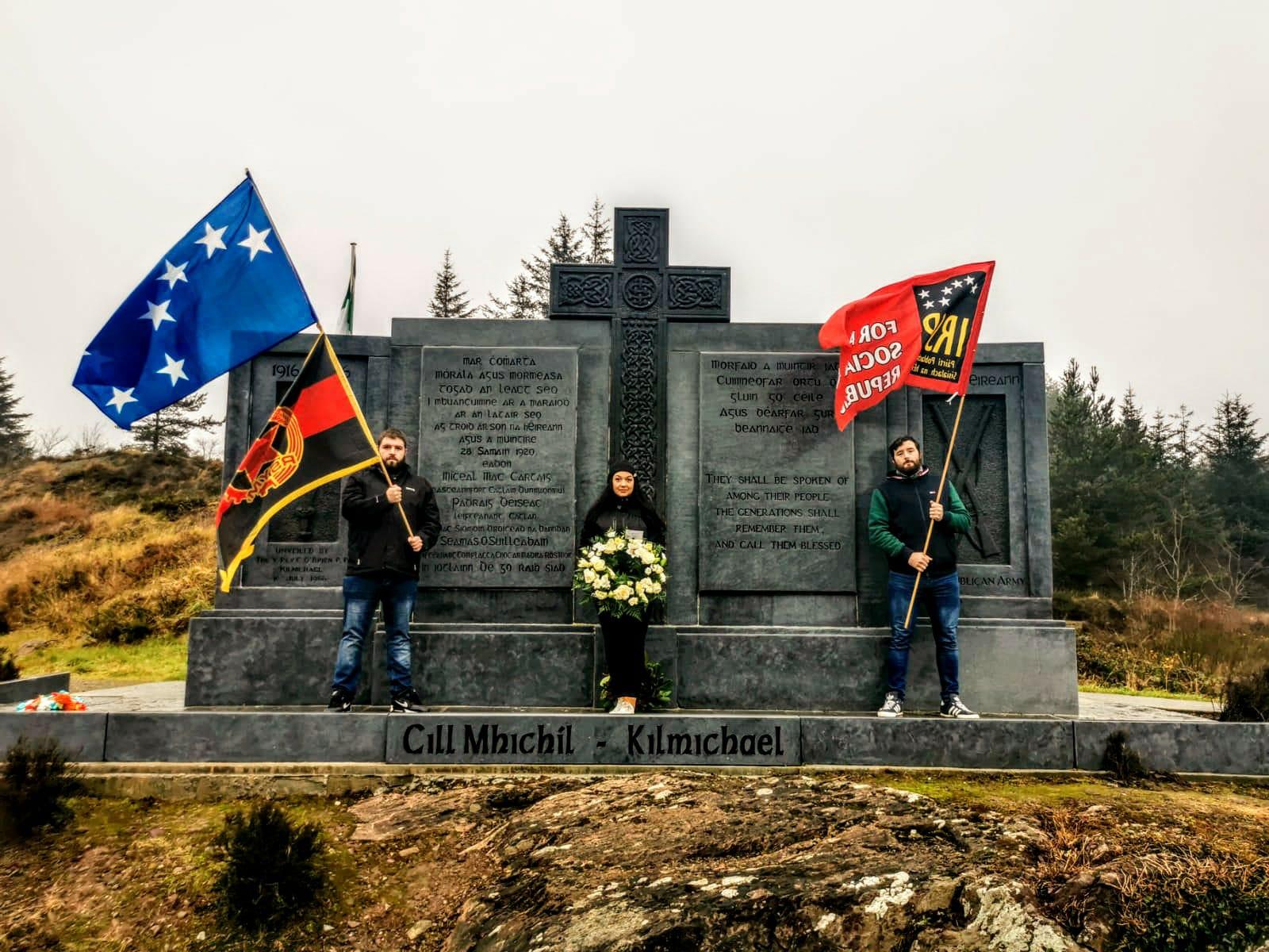 Kilmichael Ambush Centenary – 28th November, 2020