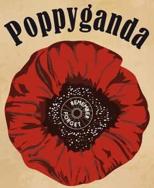 Annual 'Poppyganda' Parade comes around again – IRSP Limerick with a short reflection on the horrendous legacy of WWI.