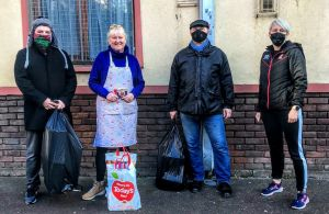 IRSP in Cork and Limerick continue with Republican Socialist Aid initiatives in the run-up to Christmas
