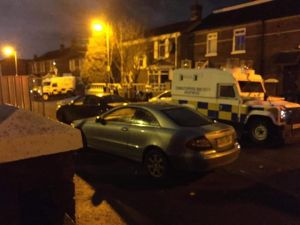 IRSP Slam PSNI attack on Grieving Family in Lower Falls