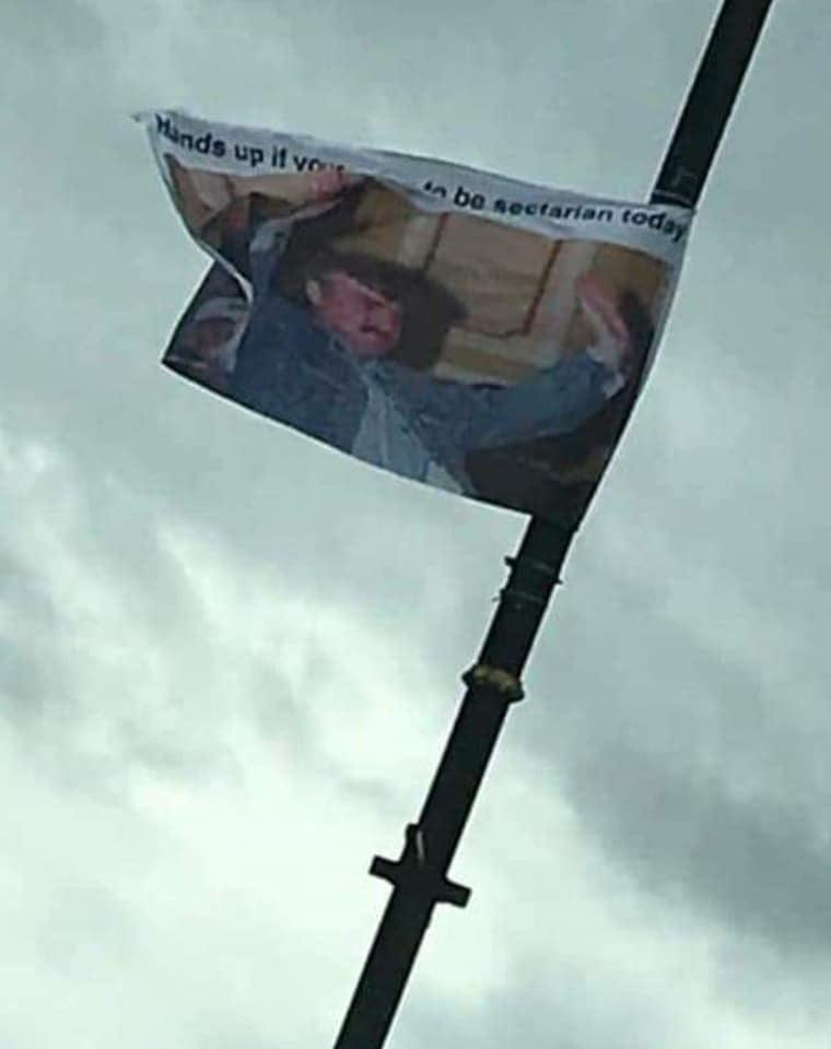 IRSP Call on Loyalist Leadership to not allow Sectarianism to Succeed Following Disgraceful Flag Incident